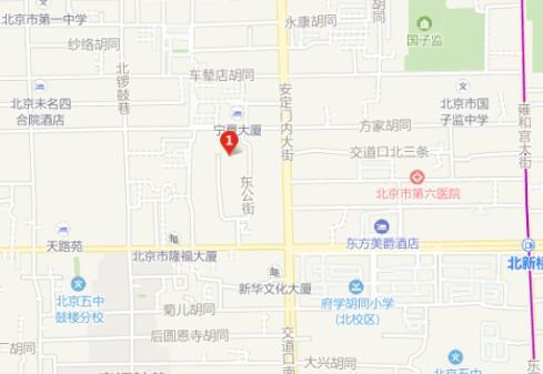 北京市财经学校地址