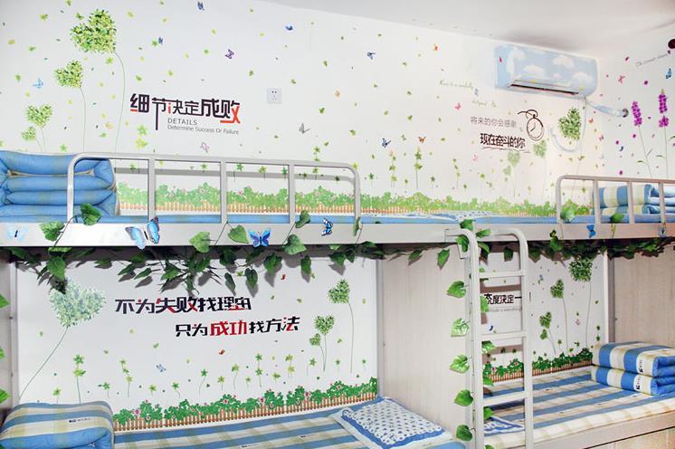 北京万通汽修学校校园环境