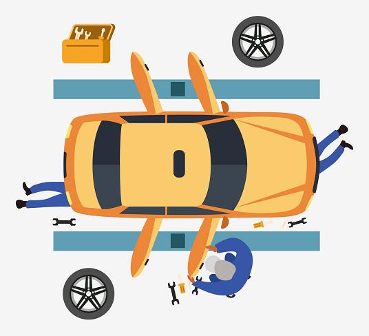 中专汽车运用与维修专业